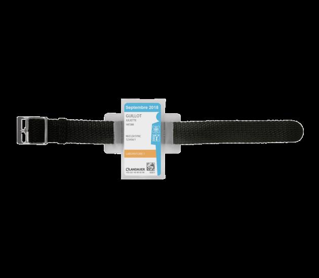 Wrist dosimeter IPLUS or IPLUS & NEUTRAK
