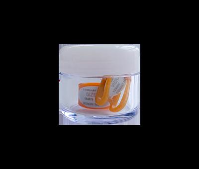 Boîte de désinfection pour dosimètre d'extrémités