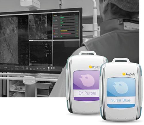 RaySafe i3 OSD
