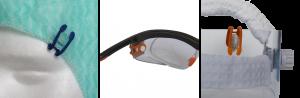 compact lens of eye dosimeter