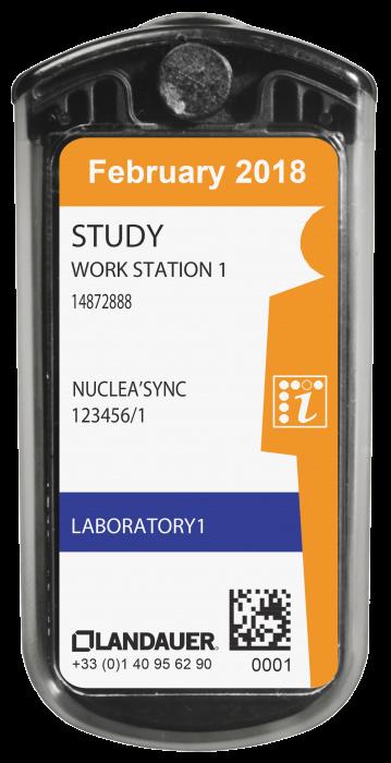 Dosimetry workstation study with IPLUS dosimeter