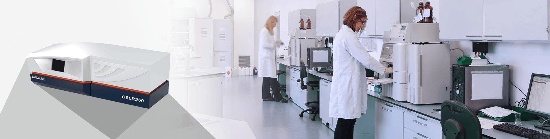 Dosimetry equipment