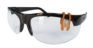 Glasses for VISION dosimeter