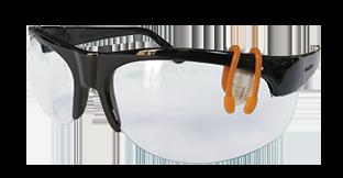 Glasses for VISION dosimeter