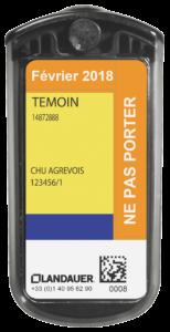 IPLUS - Control dosimeter