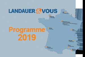 LANDAUER&Vous planning 2019