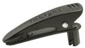 Alligator clip for dosimeter