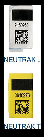 neutrak option pour lecture des neutrons dans un dosimètre passif