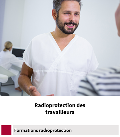 Formation radioprotection travailleurs