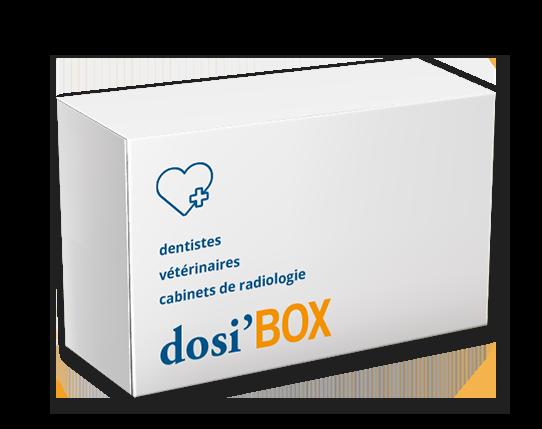dosimeter for dentist practice